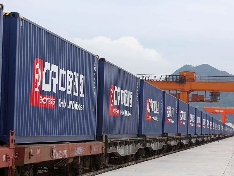 Проект Китайского железнодорожного экспресса