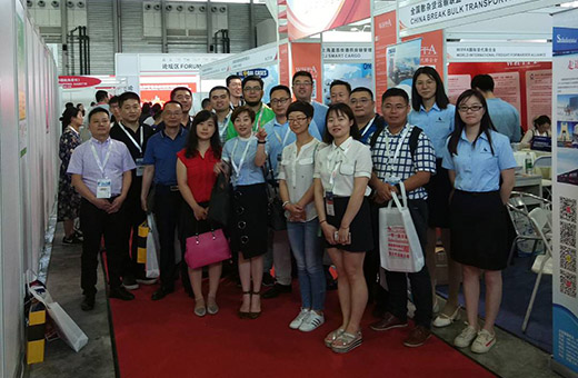 SOHOLOGISTICS with its core products, was invited to participate in the 8th Asian logistics biennale