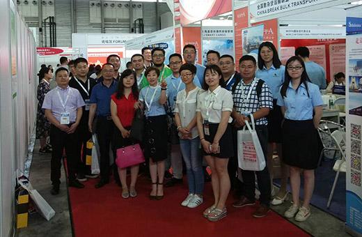 SOHOLOGISTICS со своими основными продуктами был приглашен для участия в 8-й Азиатской логистической биеннале