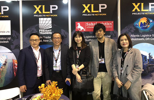 Sohologistics to participate in Asian cargo transport exhibition in 2019